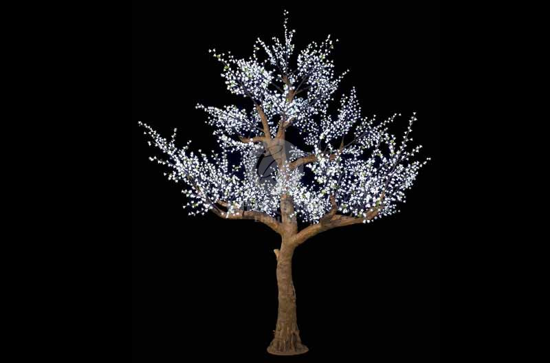 LED Artificial Cherry Blossom Tree
