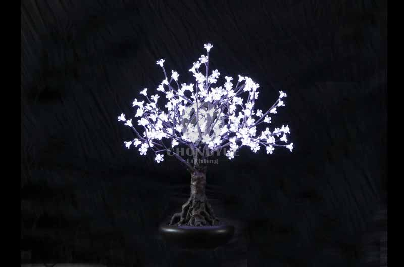 LED Artificial Cherry Blossom Bonsai