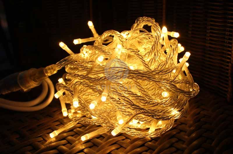 LED PVC Wire String Light