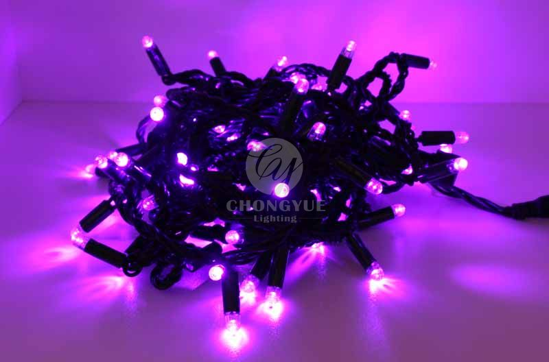 PVC Cable Silicon Sealing LED String Light