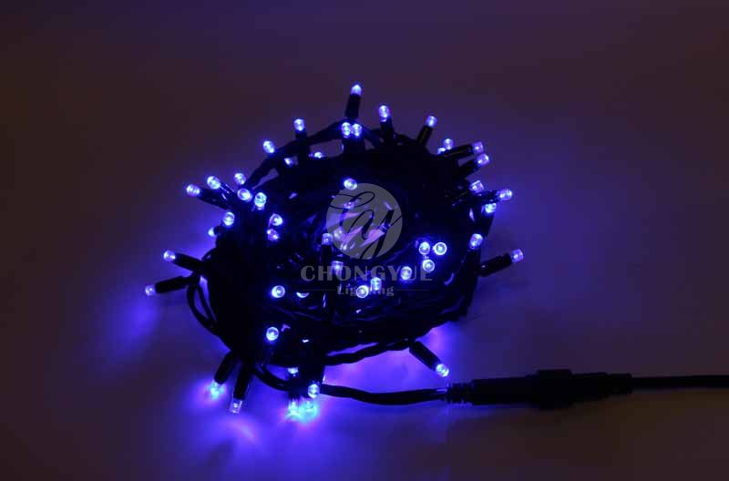 IP65 rubber cable  Silicon Sealing LED String Light